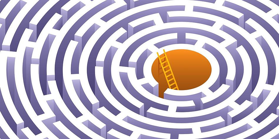 maze deep learning concept slam spatial ai